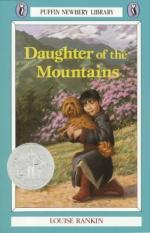 Cover of Daughter of the Mountains
