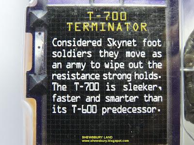 T 700 Terminator Shewsbury Land: T-700 from Terminator 4 - Salvation