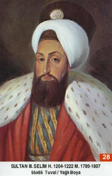 28 III. Selim (1761–1808)Selim3