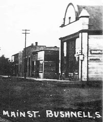Historic photo of main street