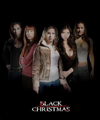 horror hotties the girls of black christmas 2006 - Black Christmas Cast