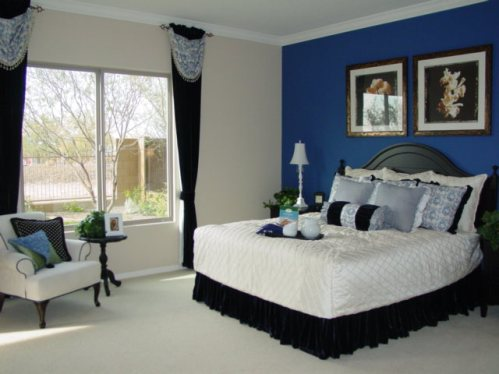Ambientacion de interiores dormitorios matrimoniales for Interiores de dormitorios matrimoniales