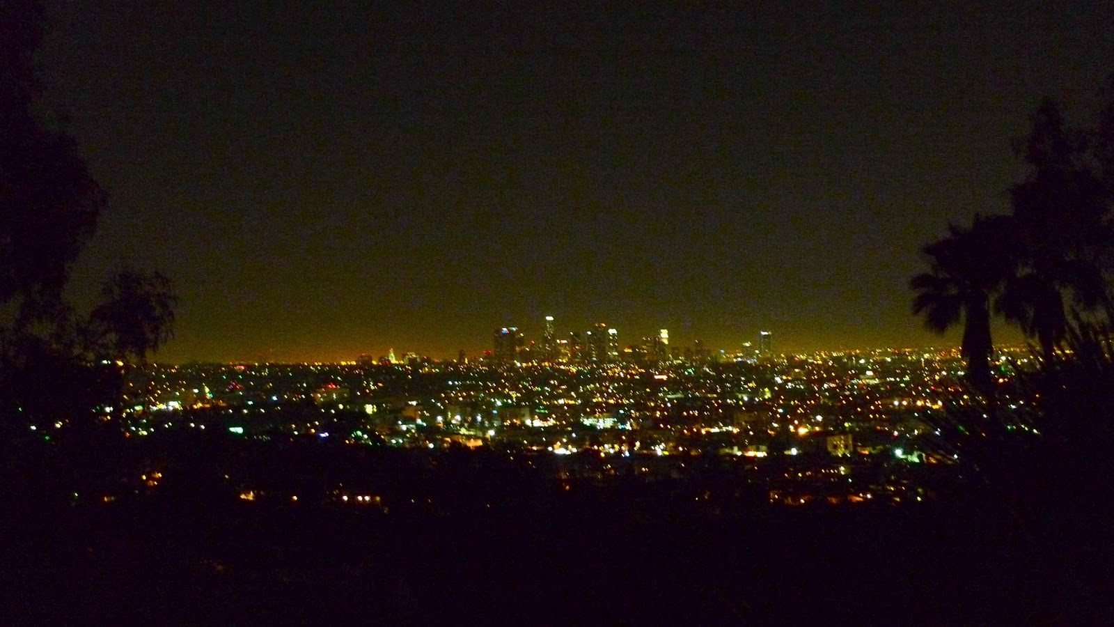 We Were So Close To The Hollywood Sign Too Bad My Camera Wasnt Good Enough Catch Such Beautiful Scenery But Regardless This Is Best Way End