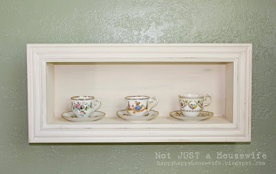 2 Shadow Box Shelf Tutorial