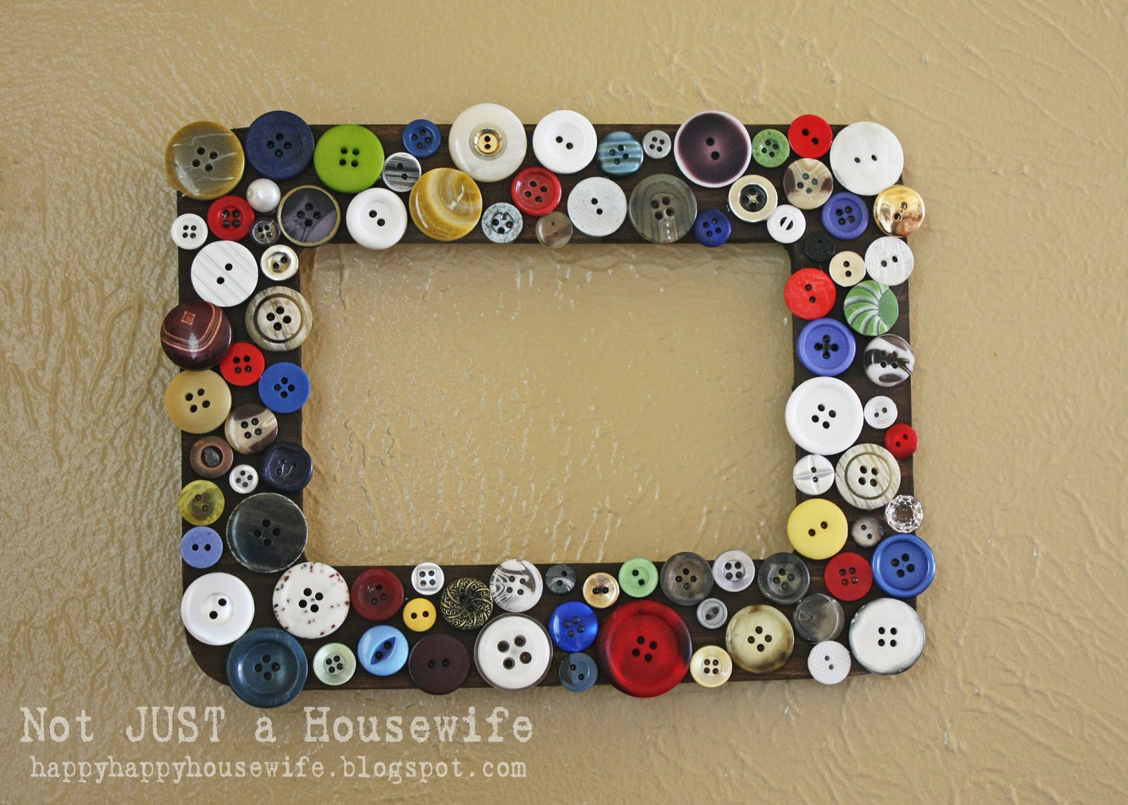 Tools are for women too how to make a button frame a tutorial how to make a button frame a tutorial by stacy jeuxipadfo Choice Image