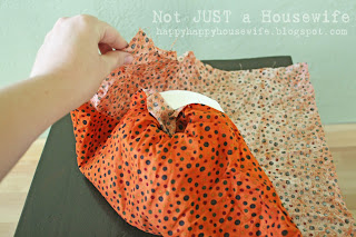 nosew2 EASY No Sew Pumpkin