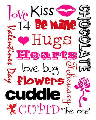 valentinesprintable2 Valentine Printables
