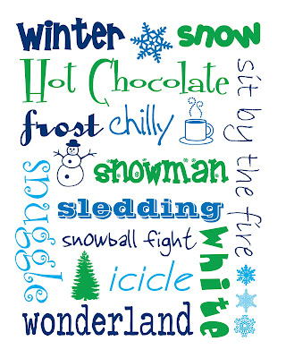 winterprintable3 edited 1 A Freebie for my followers!!!!