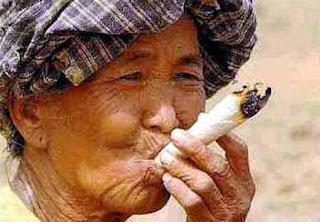 La marihuana no hace nada. (y yo...me la creí)