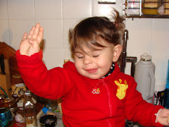 Rosarito a los 14 meses