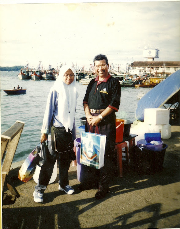 Sabah tempat melepas rindu
