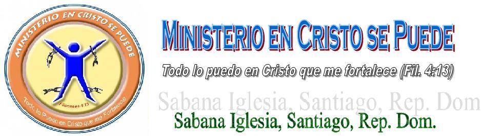 MINISTERIO EN CRISTO SE PUEDE