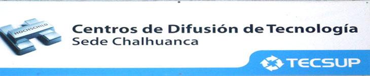 Centro de Difusión de Tecnología - Chalhuanca
