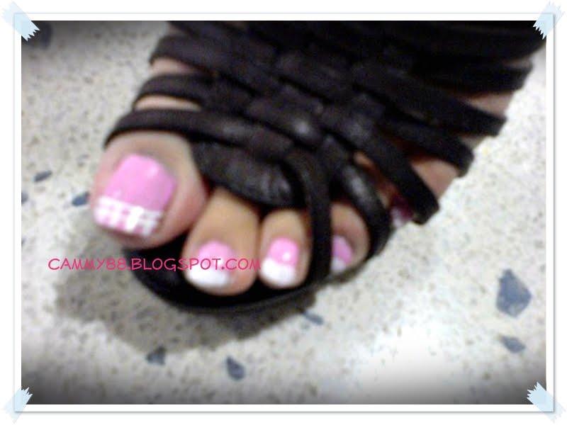 Nail Arts Legs Nail Art Designs
