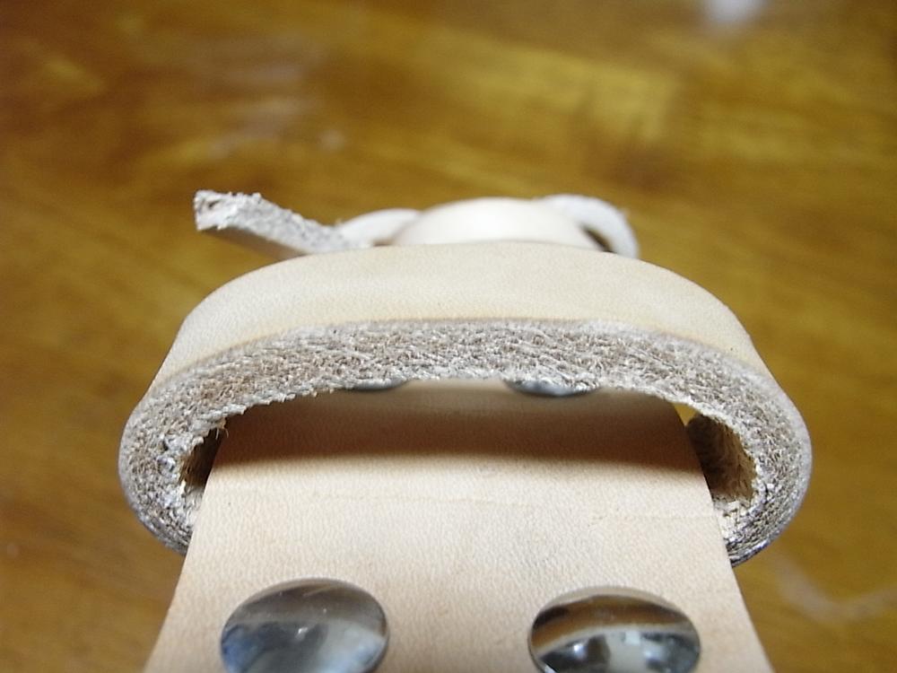 kenton sorenson 10 oz leather belt