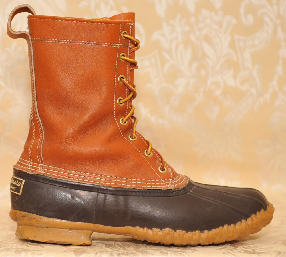 vintage l.l.bean boots