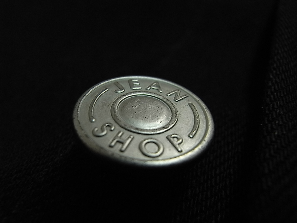 jeanshop twill jacket black