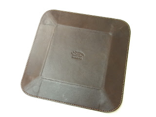 Filson Leather Travel Tray