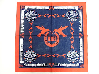 Hummingbirds' Hill Shop Bandana