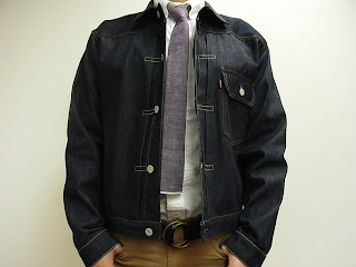 Levi's Vintage Clothing 1936 Type 1 Jacket 506XX