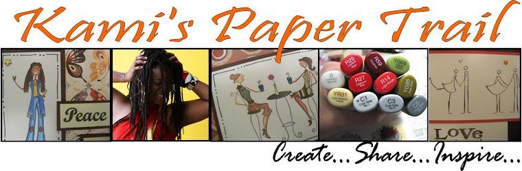 Kami's Paper Trail