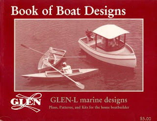 Book of Boat Designs by Glen-L Marine Designs