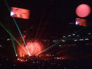 Coldplay at the Pepsi Center in Denver on November 21, 2008 - Photo 1