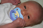 Caleb One Week Old