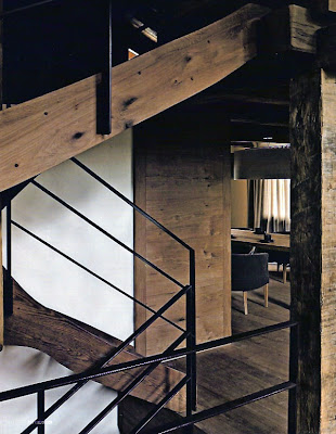 Francine gardner art de vivre mountain retreats for Elle decor italia