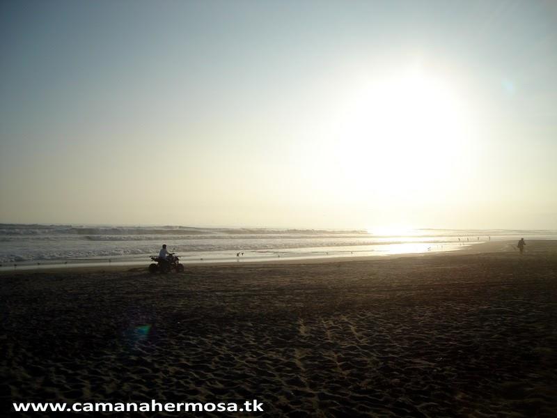 Caman hermosa playas de caman for Espectaculo que resulta muy aburrido crucigrama