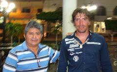 ABRAHAM LEVY Y JUAN ANTONIO GONZALEZ