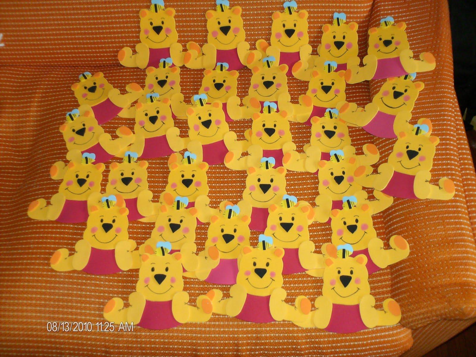 Pin Decoracao Ursinho Pooh Pelautscom on Pinterest