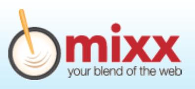 Mixx social media bookmarking website