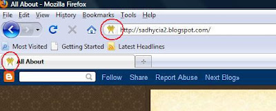 How to add favicon to blog