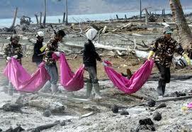 Peristiwa Tragedi Tsunami Di Aceh 2004