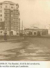 Via Bassini 1930-35 vecchia milano.