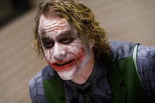batman heath ledger as joker