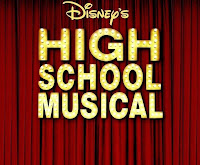 high school musical logo disney