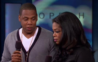 jay-z oprah rap show