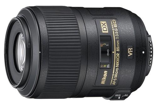 AF-S DX Micro NIKKOR 85mm f/3.5G ED VR II