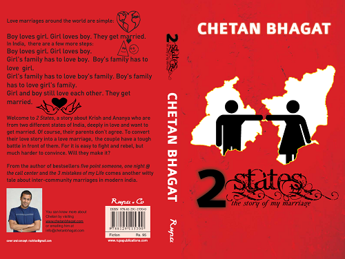 2 States book cover