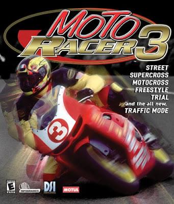 حصريا لعبة Moto Racer