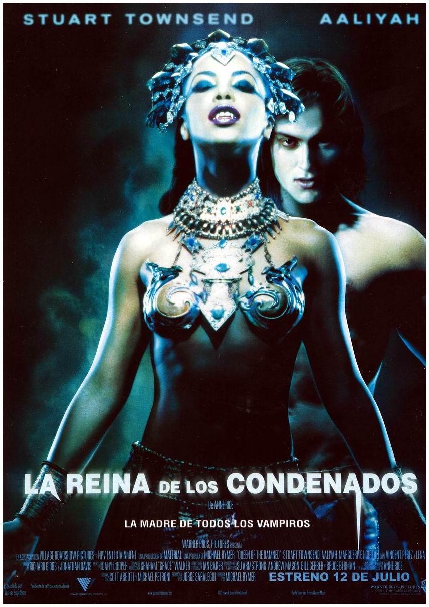 La Reina de los Condenados