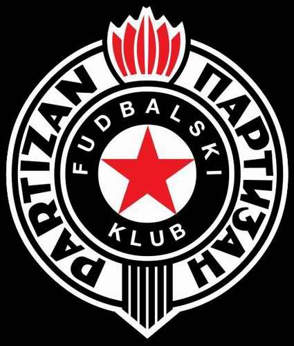 download besplatno sport partizan fk beograd logo i