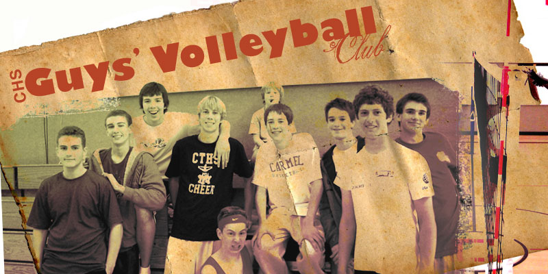 Carmel High Guys' Volleyball Club