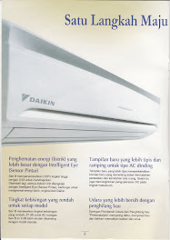 AC Daikin Inverter