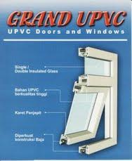 Kusen, Jendela Dan Pintu UPVC