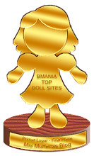 Premio BMANIA Top Doll Sites