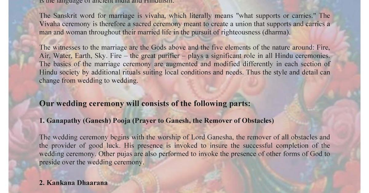 crazy little thing called blog: My Indian Wedding - Hindu Wedding ...