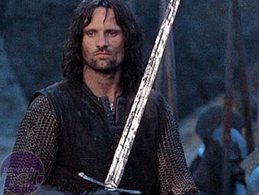 LORD OF THE RINGS CASTING ARAGORN
